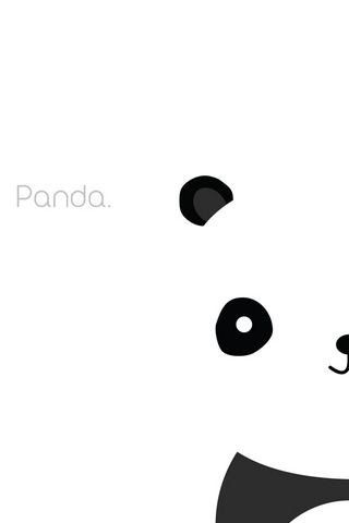 Cutie Panda