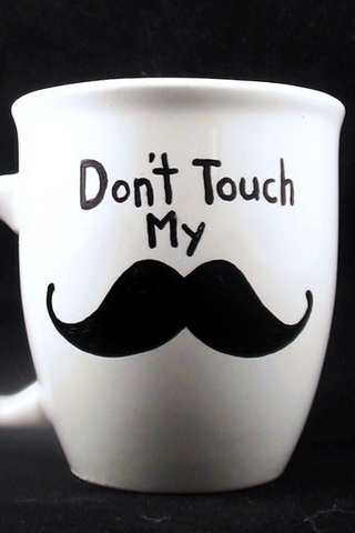 Do Not Touch My Mustache