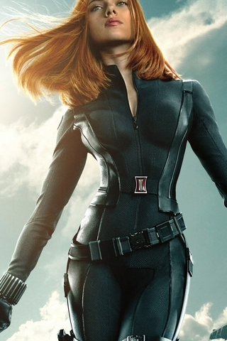 Black-Widow-In-Captain-America