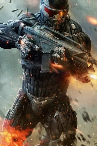 Crysis 2 Shooter