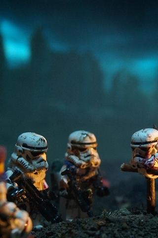 स्टार वॉर्स LEGO