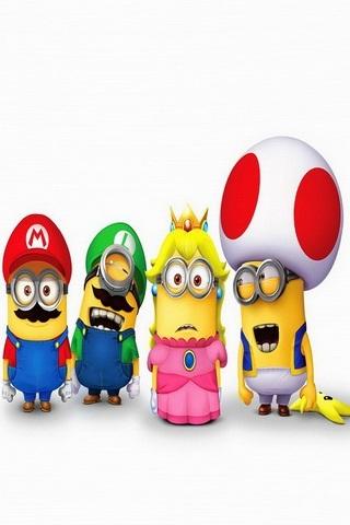 Mario-minions