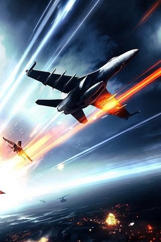 Battlefield 3 IPhone-5