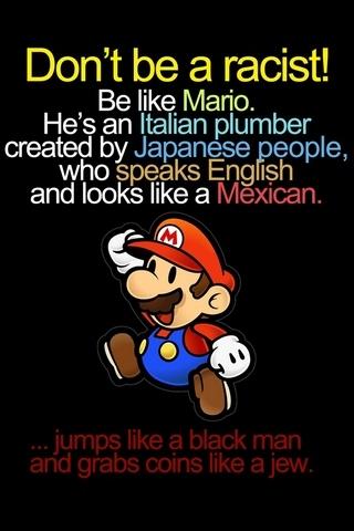 Mario-Funny