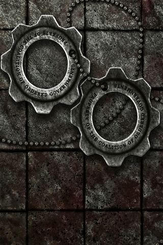 Gears Of War COG Dog Tags