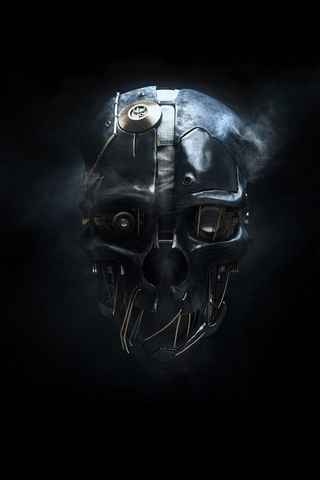 Dishonoured Mask