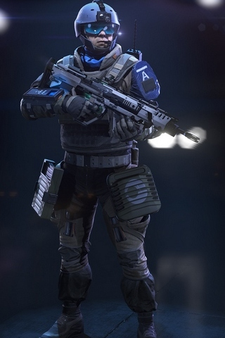 Assault Class Killzone Shadow Fall