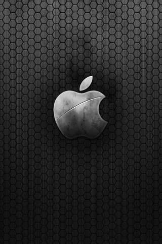 Metal-Apple-Logooo