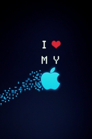 I Love My Apple - IPhone5