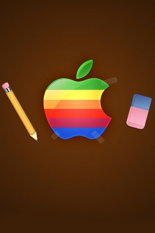 Apple-Retro