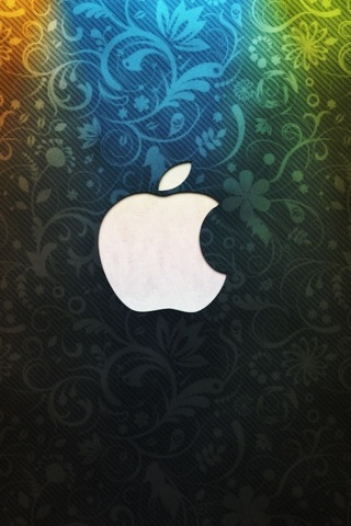 Piękny-Apple-Logo-Design