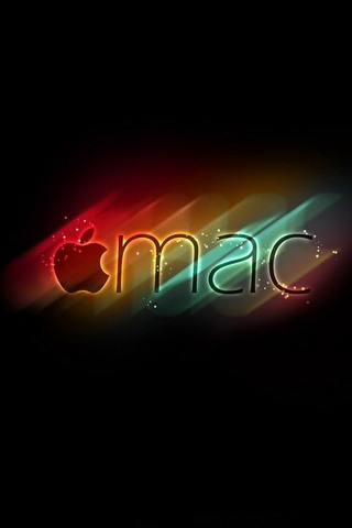 Colorful Apple&Mac