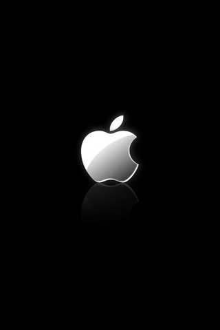 I5 Shining Apple Logo