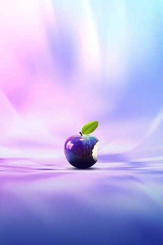 Purple Apples - IPhone5