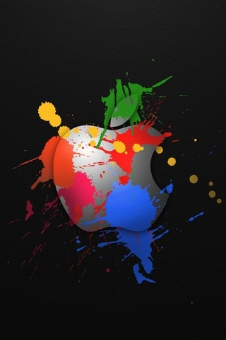 Apple Logo 4