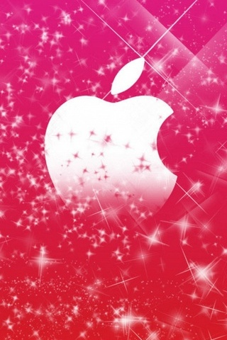 Apple Neon Light