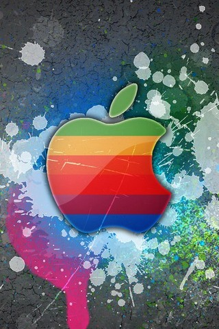 Paint Apple