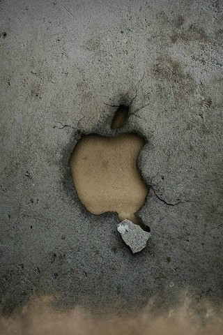 Broken-Apple