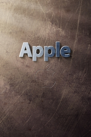 Apple Logo Art