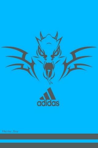 Adidas Fantasy Logo