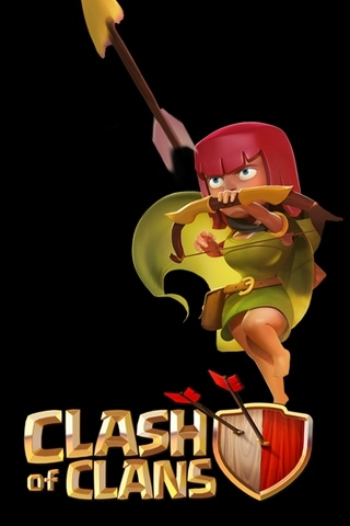 Archer Clash Of Clan