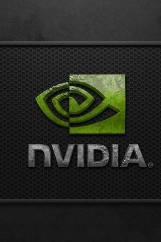 Nvidia Corrosion लोगो
