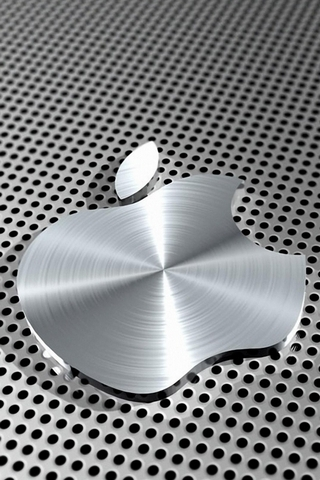 Metal-Apple-Logo