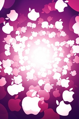 Apple Bokeh