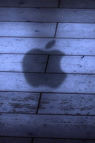 Apple-Logo-Shadow