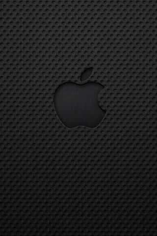 Black Cloth Apple