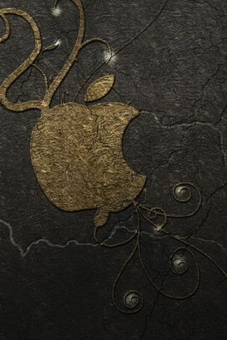 Leopard Apple Logo