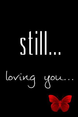 Masih mencintai awak
