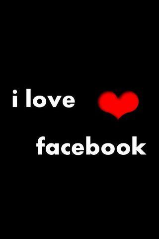 Я люблю Facebook