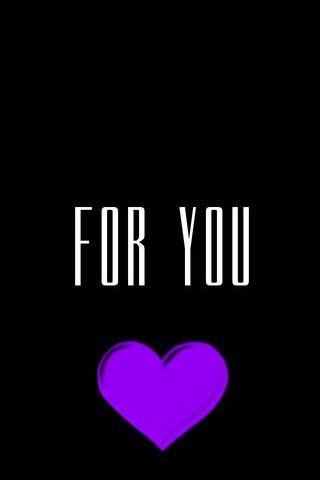 당신을 위해