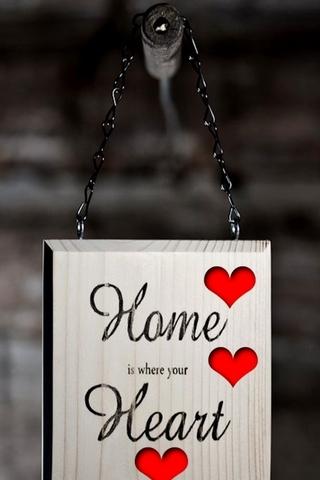 Home Heart Love