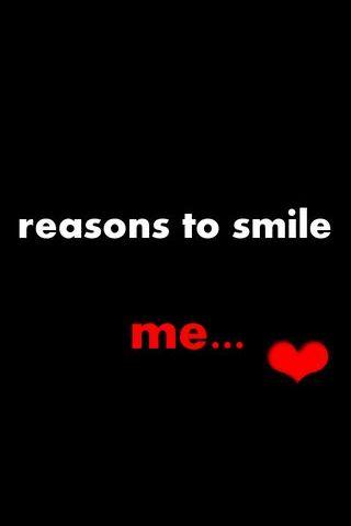 웃는 이유