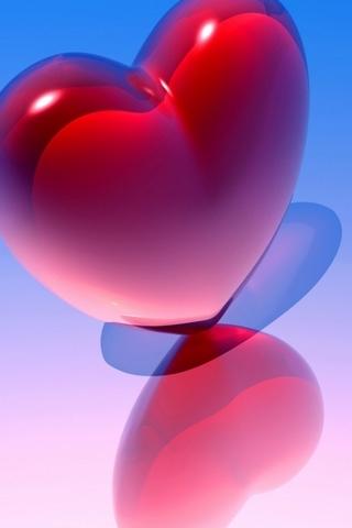 3D серце