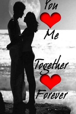एक साथ हमेशा के लिए