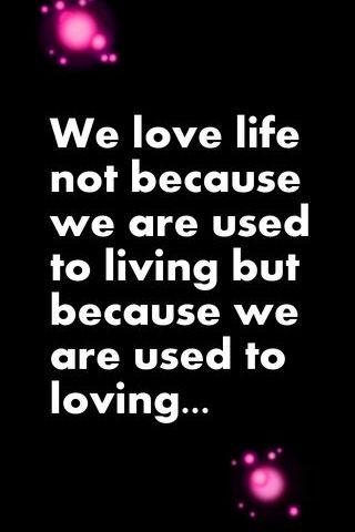 사랑의 삶