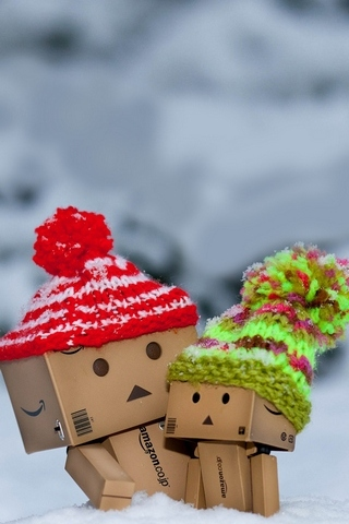 Danbo Winter - IPhone5