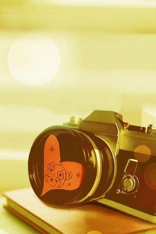 I Heart Lomo Camera