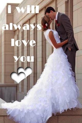 I Will Always Love