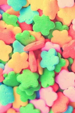 Flower Candy