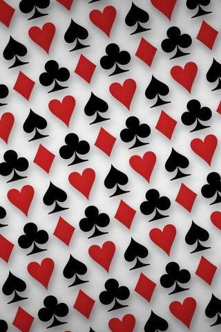 Ace, Spade, Diamond, Heart