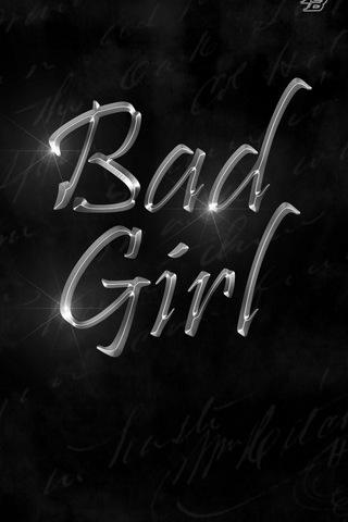 Bad Girl L