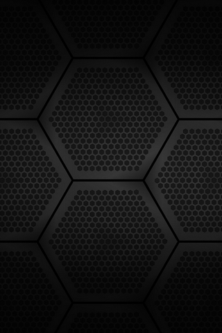 Hexagons Block - IPhone5