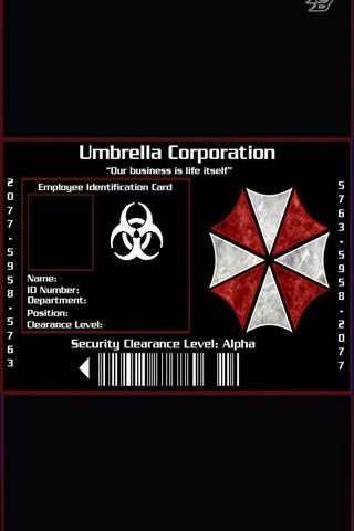 Umbrella - Resident Evil -