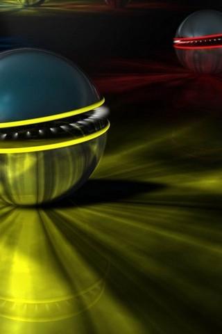 Spinning Balls