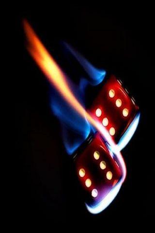 Fire Cubes