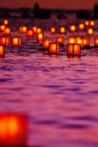 Orange Light